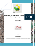 Fuente de Geodatos Para Costa Rica 2011