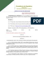 Estatuto CEF - Decreto_6473