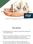 India Emerging Economic Power