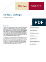Paper Lte Top 12 Challenges