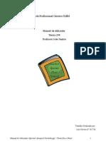 manual de utilização de programas de Backup e partições