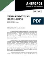 Artigo 7 - ETNIAS INDÍGENAS BRASILEIRASRonaldo Lidorio