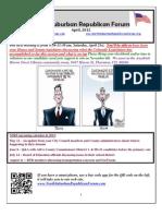 NSRF April 2012 Newsletter