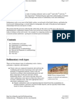 Sedimentology Wikipedia