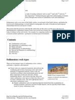 Sedimentology Wikipedia