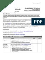 UNIV100 r10 Orientation Syllabus Tb