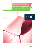 Supporting the Induction Process - Includes Core Standards