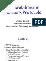 Lec02-Vulnerabilities in IP