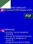 CVP Analysis Final