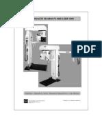 Manual de usuario Panorámico PC1000 Laser 1000
