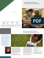 Cisco Solutions Brochure