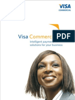 Visa Commercial Brochure