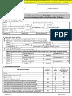 solicitud becas 2012-13