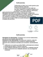 Clase de Sulfonamidas
