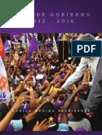 Plan de Gobierno 2012-2016 - Danilo Medina