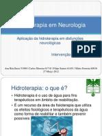 Hidroterapia Em Neurologia