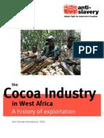 Cocoa Report 2004