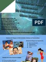 Promoción de salud y prevención de enfermedades y otros daños