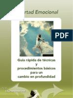 Técnicas y procedimientos básicos de Libertad Emocional