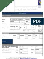 Universidad de los Llanos - Colombia  recopilación datos académicos