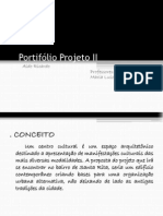 Portfólio Projeto II