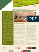 Situación de las Exportaciones de Productos Organicos del Peru