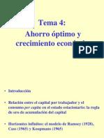 Regla de Oro de La Acumulacion Del Capital