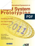 Proceedings Rsp 2011