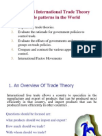 Chapter 4 International Trade Theory