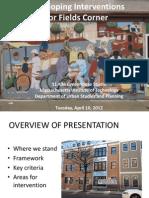 DUSP- Presentation 041012