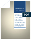 Manual de Turorias de CNCI en Ciencias Naturales ING ENRIQUE