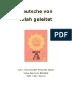 Deutsche Von Allah Geleitet
