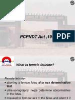 PCPNDT Act Ritesh