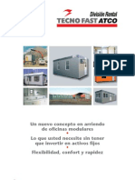 Folleto Rental 2011