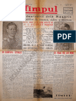 Ziarul Timpul #1670, Joi 1 Ianuarie 1942