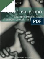 Barcelo Bartolomeu - Crecer en Grupo (Scan)