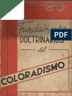 FUNDAMENTOS DOCTRINARIOS DEL COLORADISMOS - Bacon Duarte Prado - Paraguay - PortalGuarani