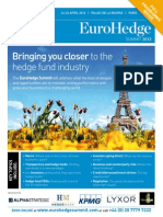 EuroHedge Summit Brochure - April 2011