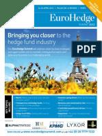 EuroHedge Summit Brochure - April 2011