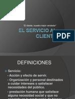 Curso El Servicio Al Cliente