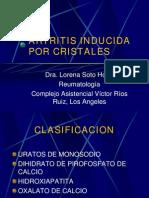 Artritis Inducida Cristales DraLorenaSoto