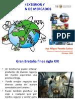 Comercio Exterior y Globalizacion de Mercados