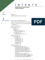 (eBook) - Engineering - MSC Patran MSC Nastran Preference Guide - Volume 1 - Structural Analysis
