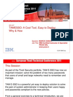 SEC-007 TAMESSO a Cool Tool, Easy to Deploy - Why & How