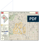 Main Streets - Historic Dupont CircleHeights