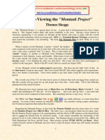 Remote Viewing the Montauk Project by Thomas Skeggs