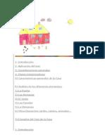 Manual de La Casa- Test Proyectivo