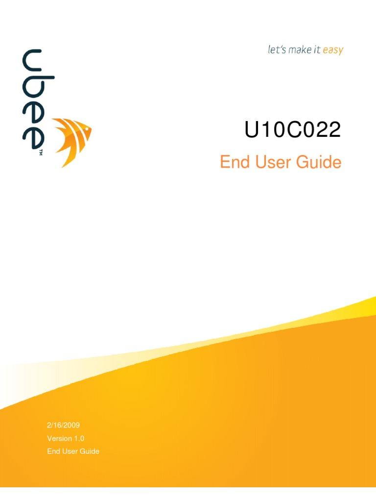 manual de usuario cable modem u10c022 port computer networking rh es scribd com