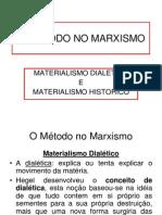 o Metodo No Marxismo