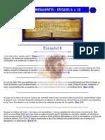 Puntos Sobresalientes - Ezequiel 6 a 10